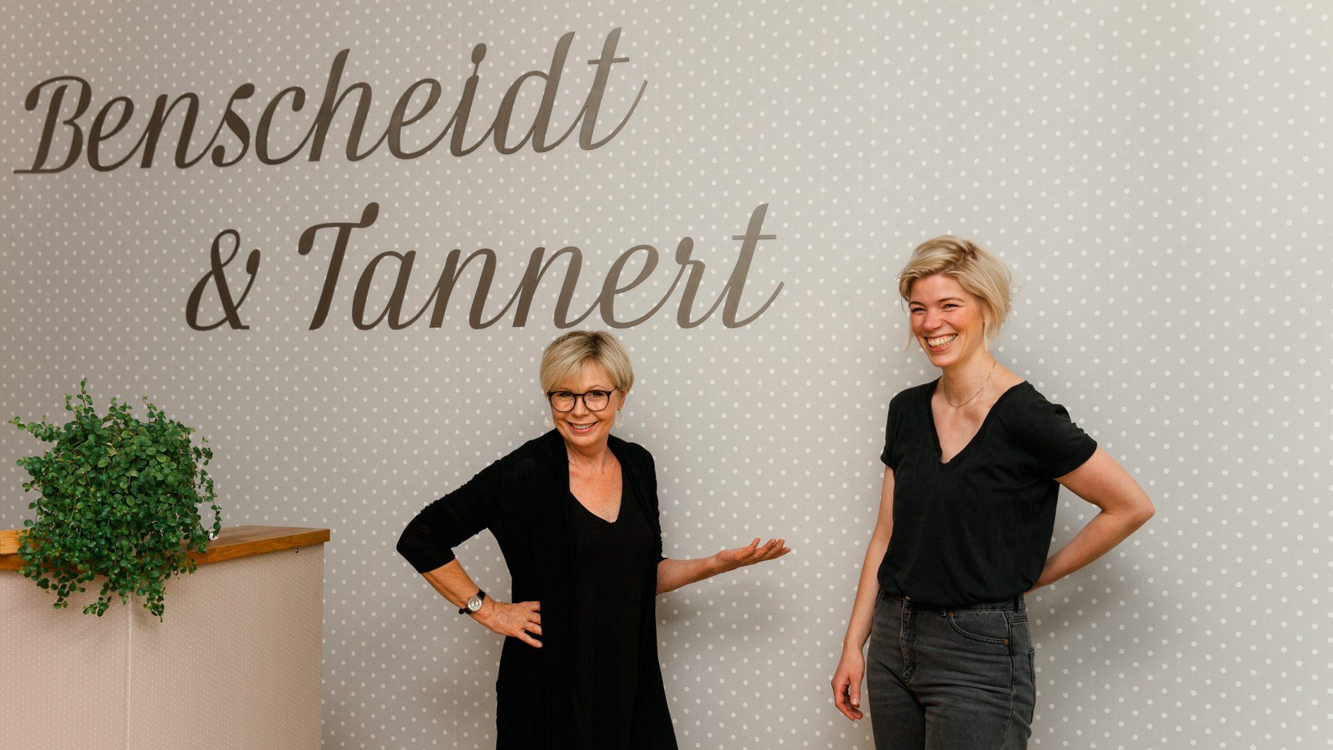 Benscheid & Tannert Friseurmeisterinnen - Köln Ehrenfeld